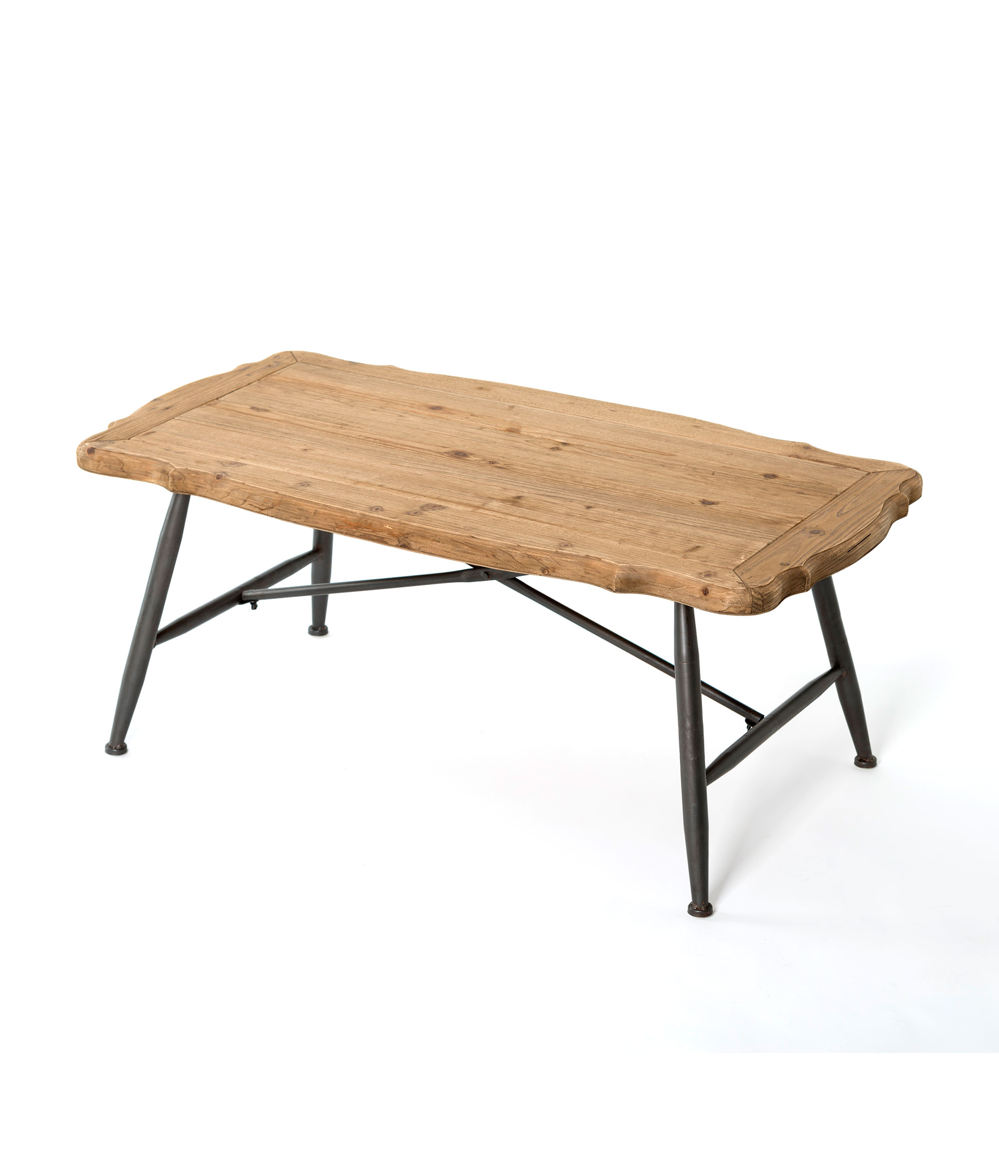 Eco friendly furniture side tables recycled metal shop inspired living Eco friendly coffee table