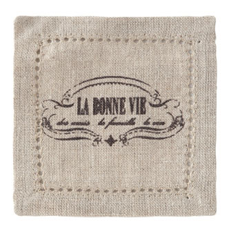 Shiraleah Home Accessories: s/4 assorted french coasters
