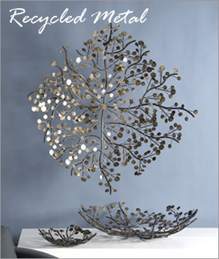 stunning home decor items recycled materialsgreendiary
