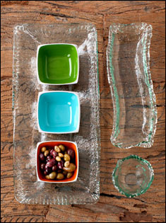 RUSTIC GLASS