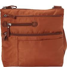 Large Cross Body Traveler