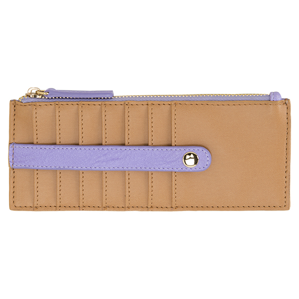 olivia long credit card wallet