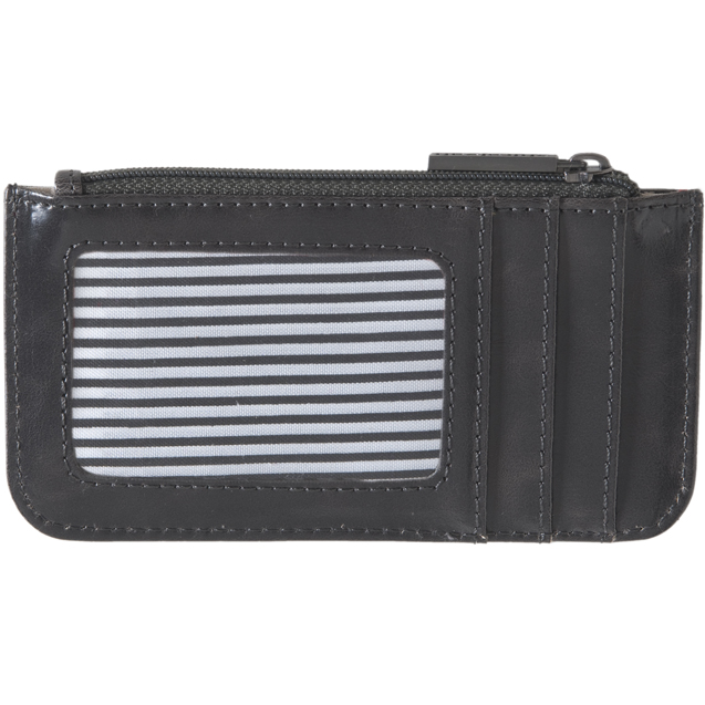Shiraleah Handbags: Harper card case - Graphite