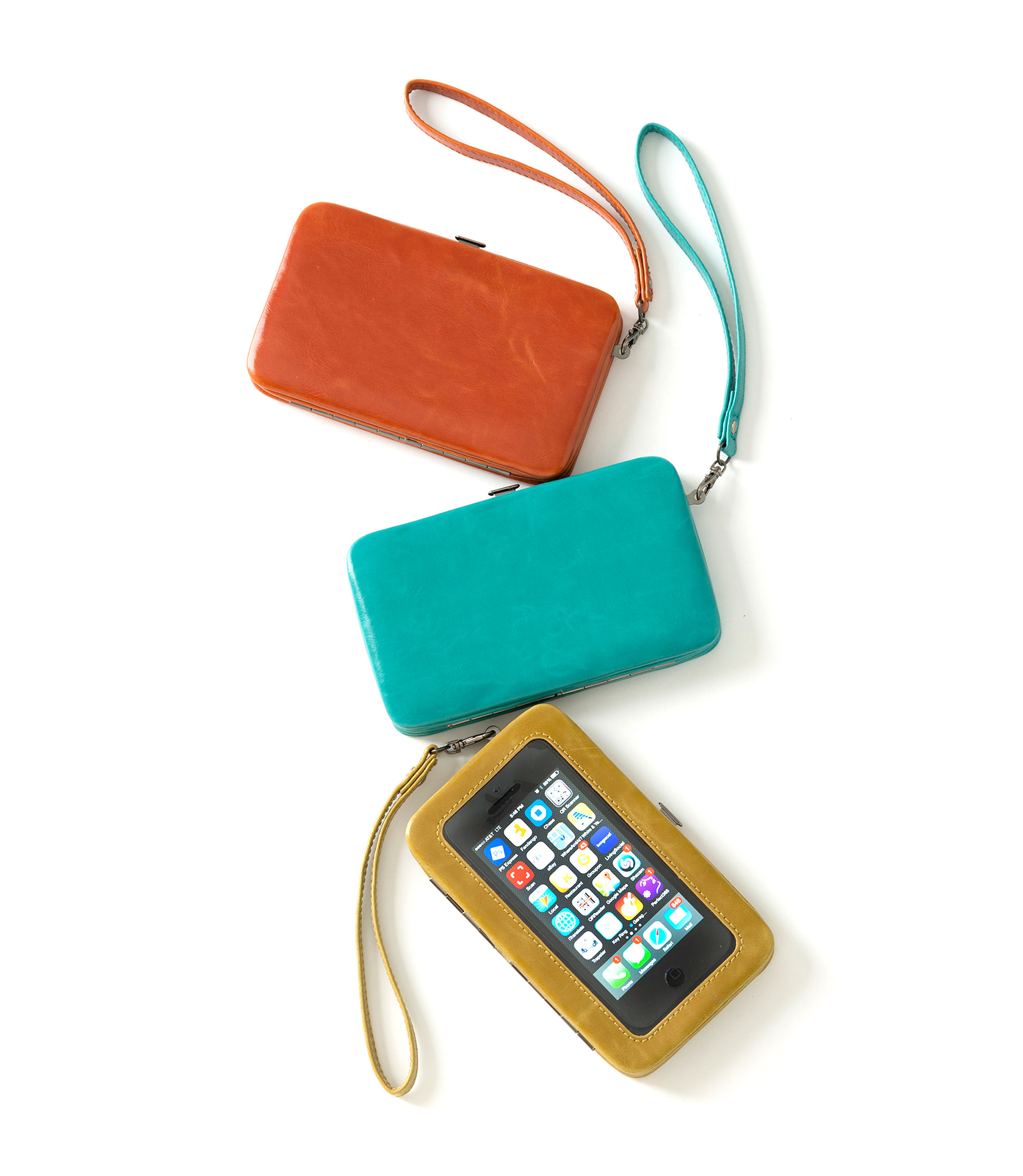 HARPER PHONE WALLET WITH WRISTLET