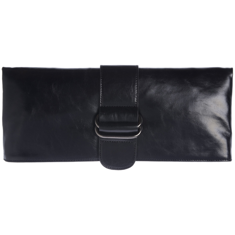 Shiraleah Handbags: Harper clutch - Black