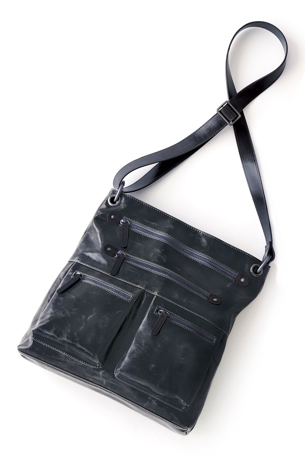Shiraleah Handbags: Harper cross body bag - Graphite