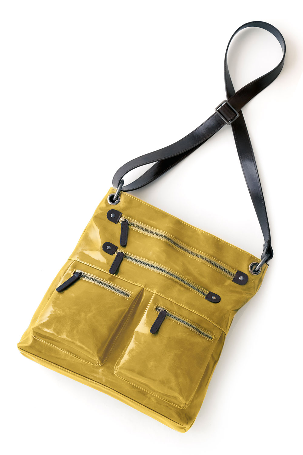 Shiraleah Handbags: Harper cross body bag - Mustard