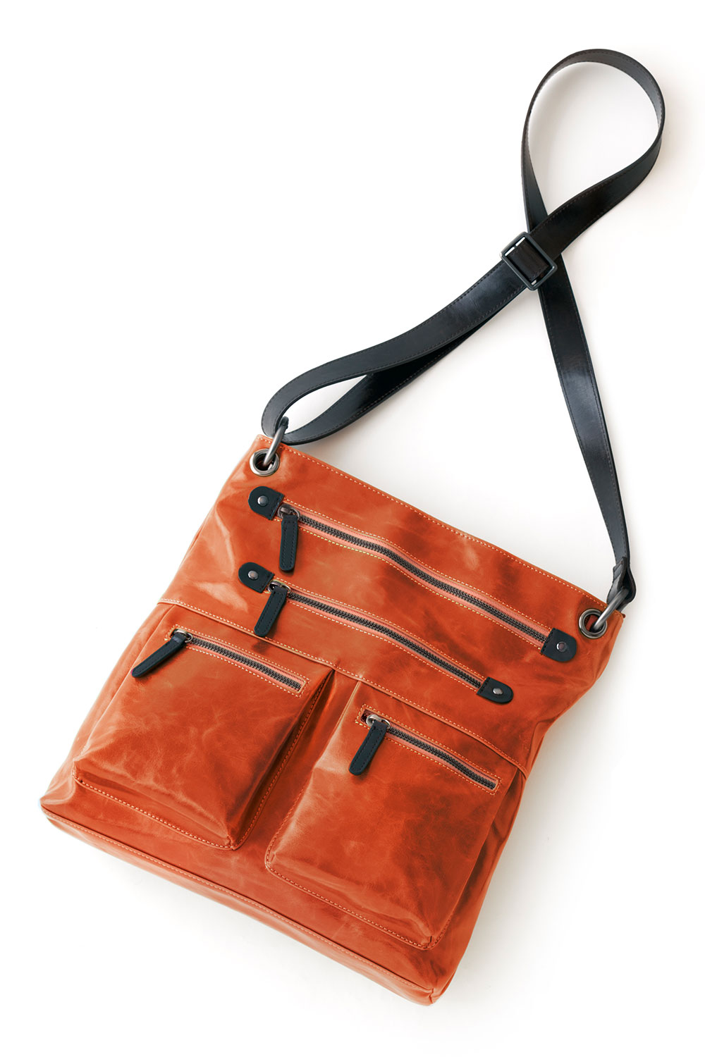 Shiraleah Handbags: Harper cross body bag - Orange