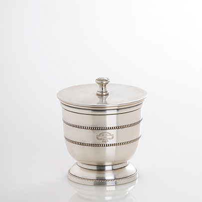 le bain cotton jar