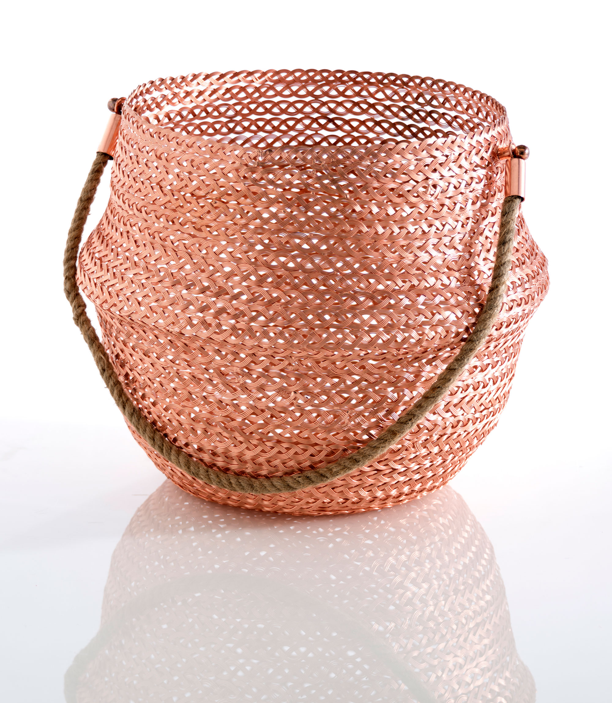 large braid basket