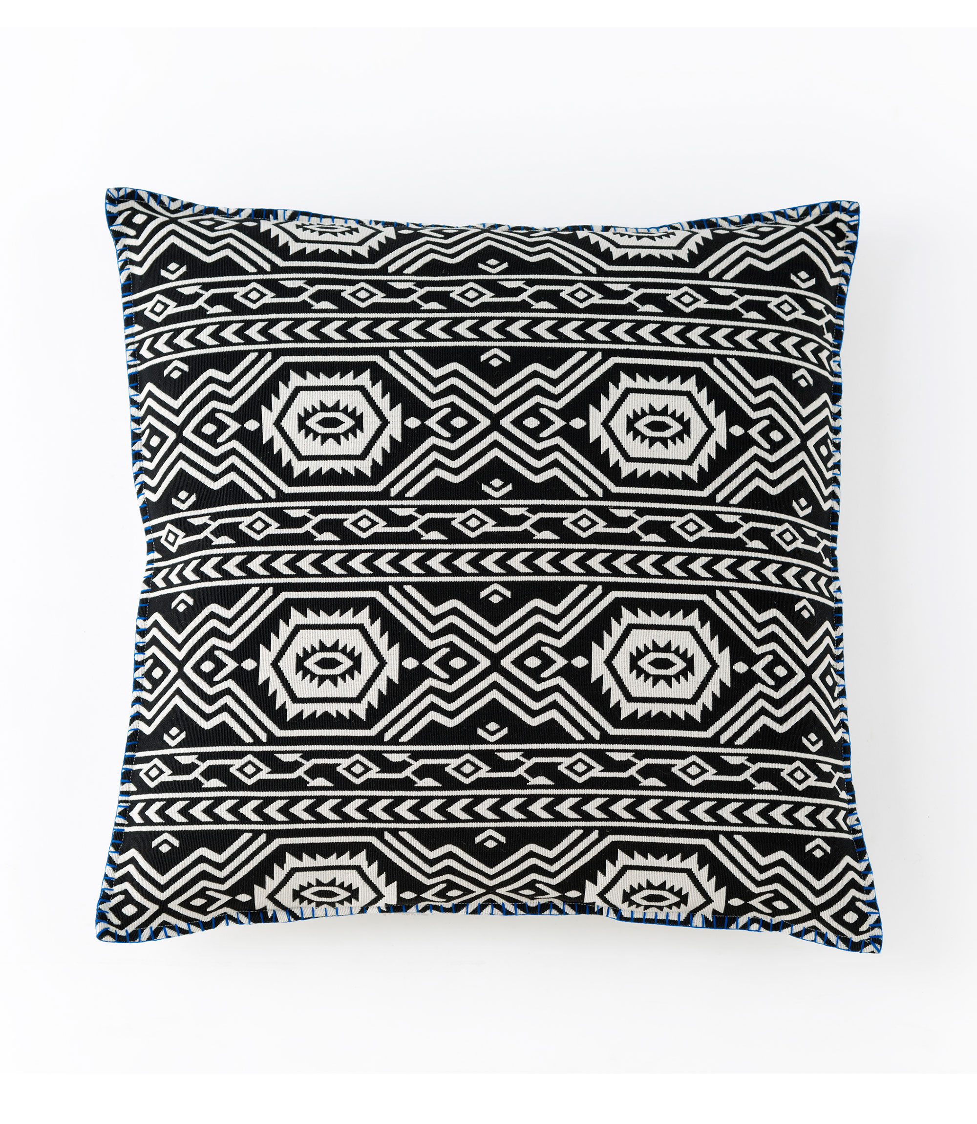 aztec square pillow
