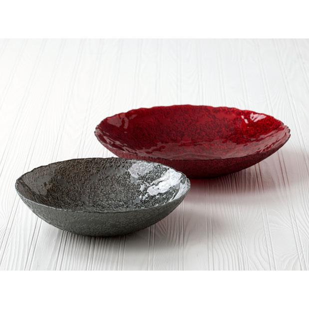 Shiraleah Home Decor Barocco Bowls