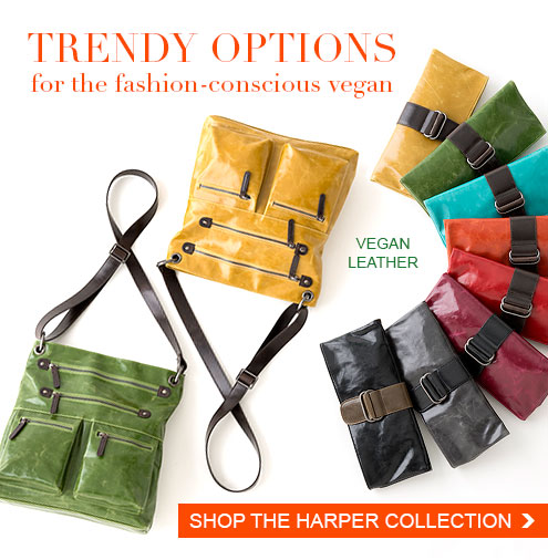 Shop the Harper Vegan Handbags and Wallets Collection